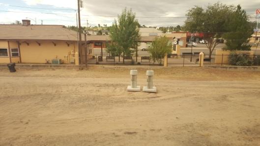 Benson station 2